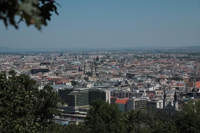 La cittadella: il panorama
