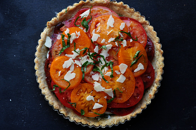 Heirloom Tomato Tart 5 copy
