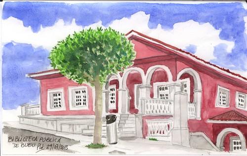 Biblioteca de Bueu