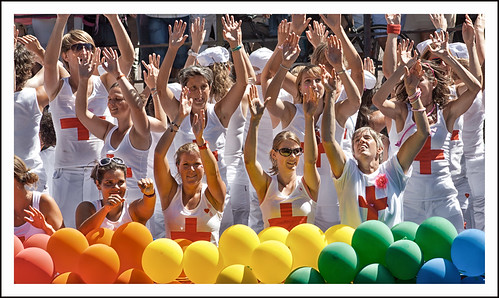 gay pride by hans van egdom