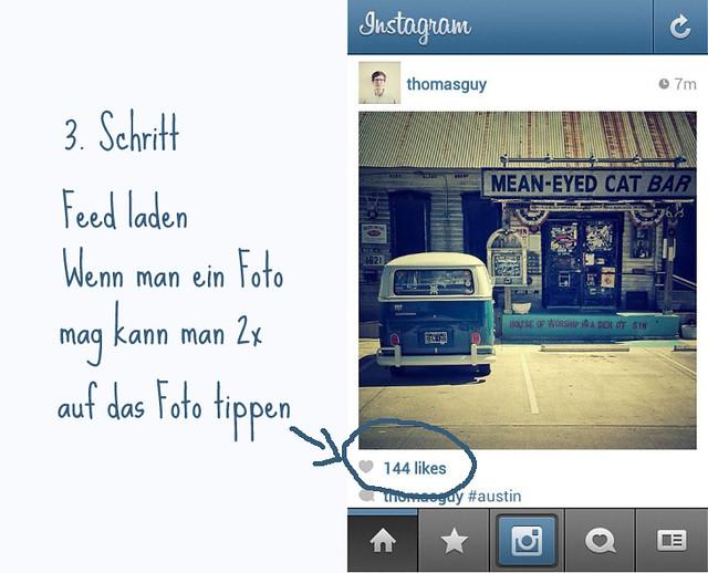 schritt 3 feed