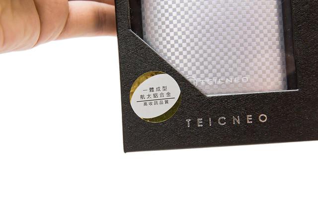 [開箱] TeicNeo 簡約紋藝 New One 鋁合金保護殼 @3C 達人廖阿輝