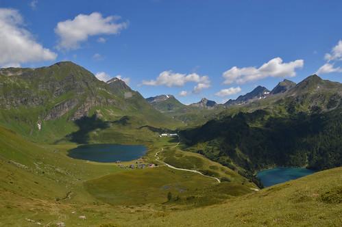 Lago Cadagno e Lago Ritom