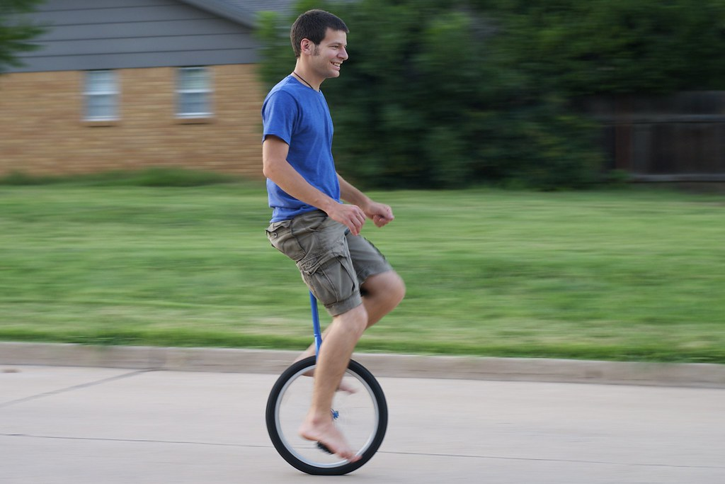 Unicycle Panning