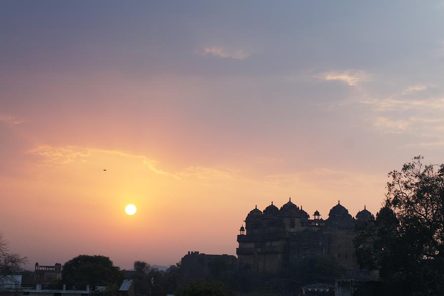 Орчха, Индия 2013 © Kartzon Dream - авторские путешествия, авторские туры в Индию, тревел фото, тревел видео, фототуры