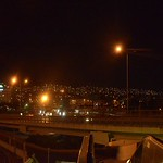 Izmir night view Panorama by SpirosK photography