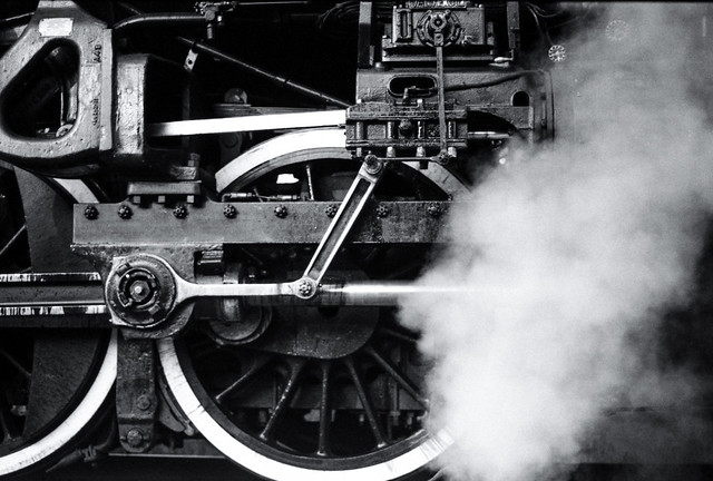 Steam Study #1