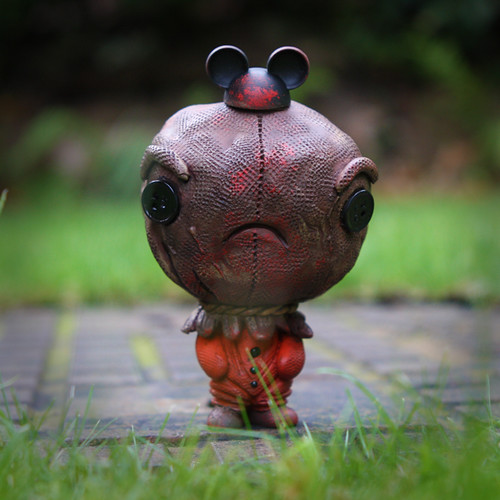 The Grump - Rotten Mickey Custom by [rich]