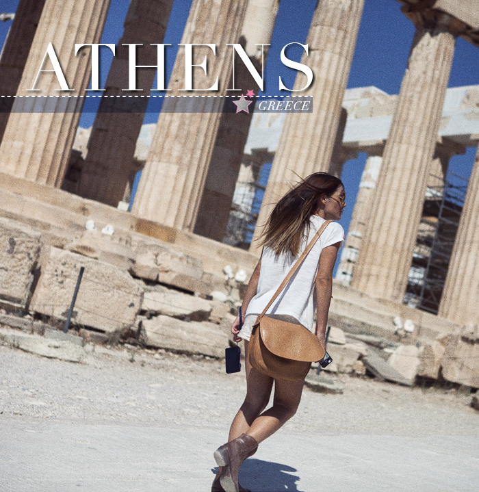 street style barbara crespo athens greece travels holidays cruise parthenon acropolis