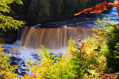 Upper Tahquamenon Falls Michigan, Explored!