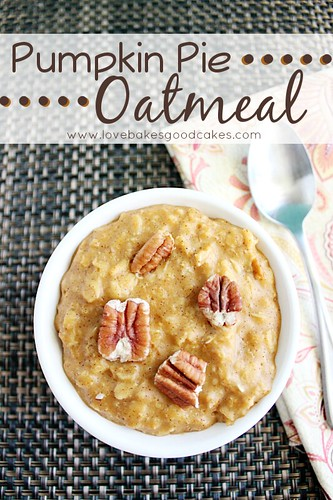 Pumpkin Pie Oatmeal2