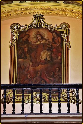 Parroquia San Andrés,Ex Convento San Diego,San Andrés Cholula,Estadode Puebla,México