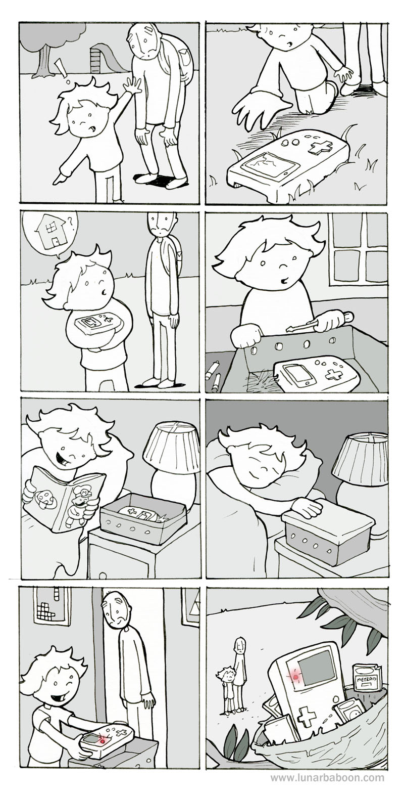 Una historia con final feliz