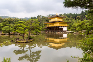 Kinkaku, the Golden Pavilion