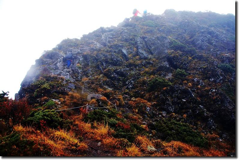 五岩峰 2