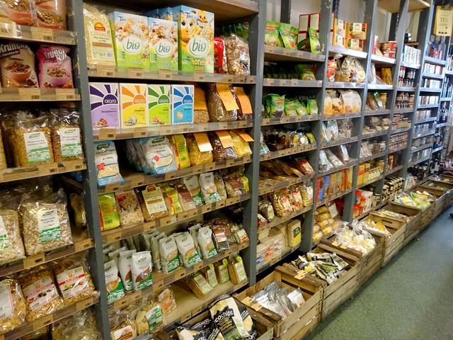 supermercado organico
