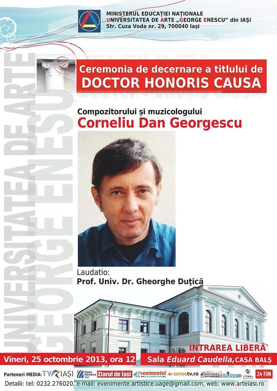 2013.10.25.DHC Corneliu Dan Georgescu