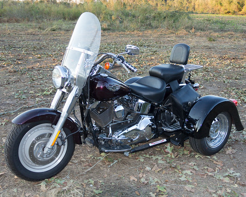 2003 Harley-Davidson Fat Boy