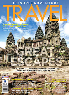Published on TRAVEL Magazine