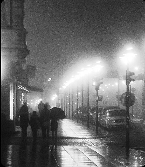 rain in Helsinki