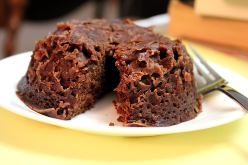 chocolate cake mug 3