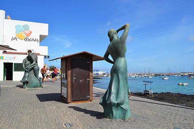 Harbour, Corralejo, Fuerteventura