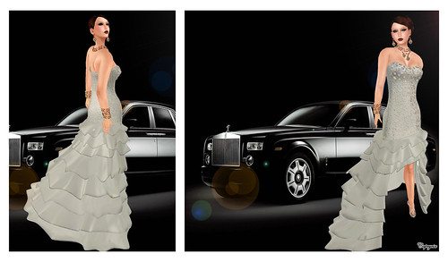 Sessie Gown For Zanze by ♥Caprycia♥