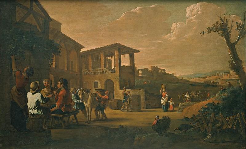 Antoni Viladomat - Autumn (c.1735)