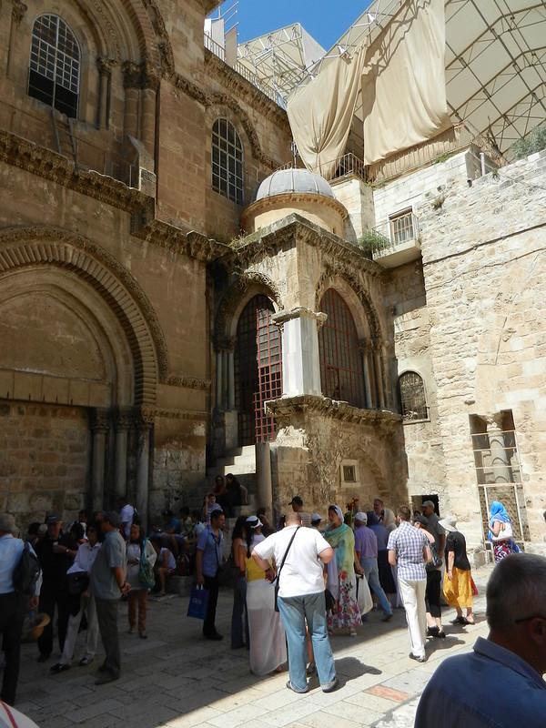 Храм Гроба Господня. Иерусалим