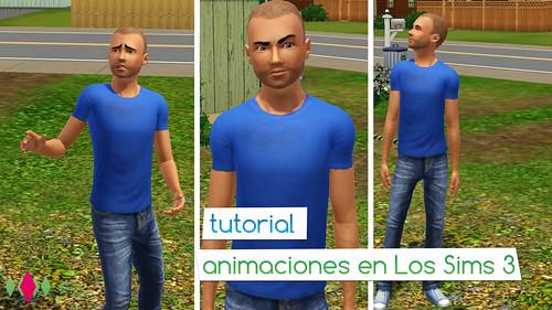 [Tutorial]Las animaciones en Los Sims 3 10616524234_01fe000189