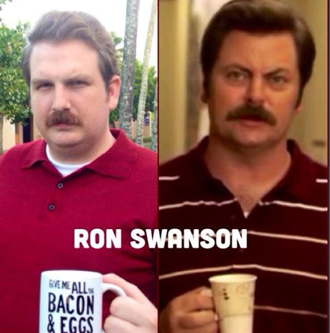 ron and matt