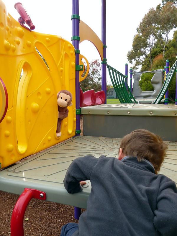 Climbing to Monkey