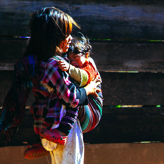 Trẻ em Klong Klanh