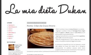 La Mia Dieta Dukan