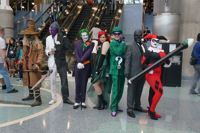 Comikaze Expo 2013 // Saturday
