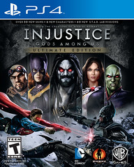 Injustice: Gods Among Us Ultimate Edition on PS4