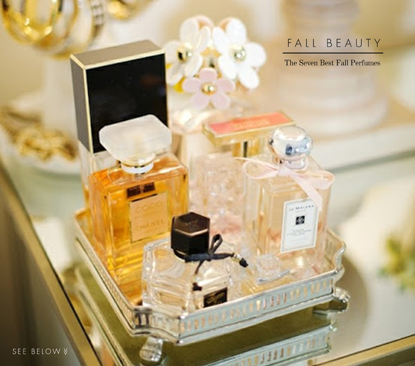 Julip Made 7 best fall perfumes