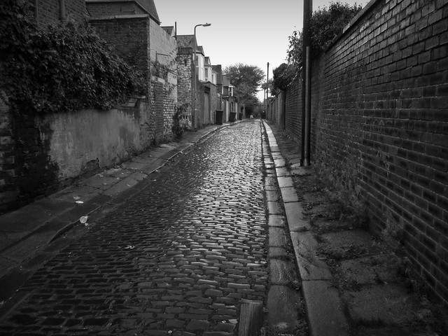 Cobbled Lane, Panasonic DMC-FS14