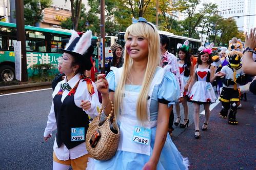 Kawasaki Halloween Parade 2013 123