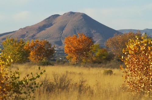autumn southwestlandscape