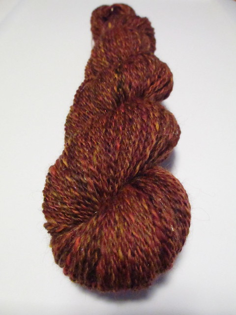 Autumn Handspun