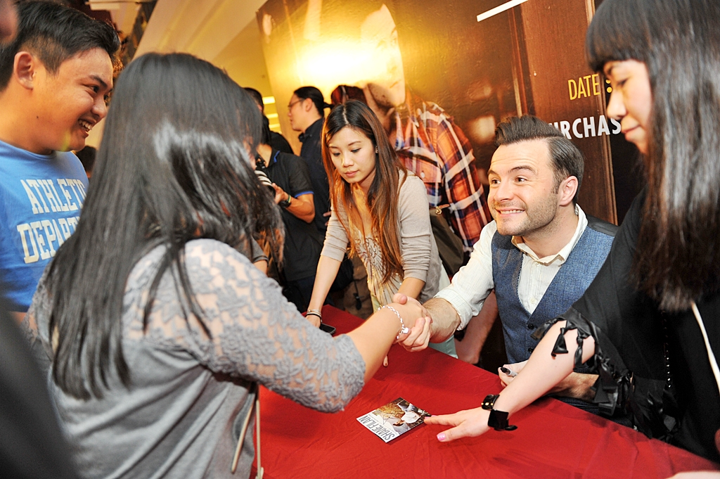Shane Filan Fan Meeting