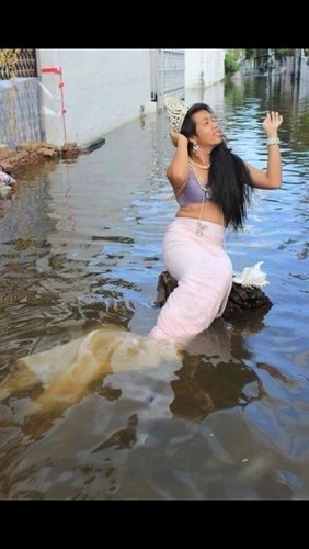filipino mermaid
