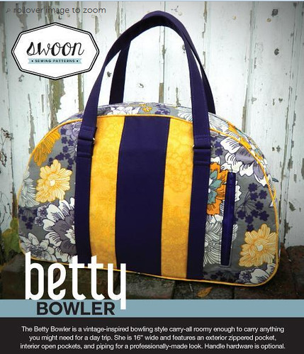 Betty Bowler pattern - SSM4