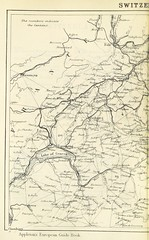 """British Library digitised image from page 480 of """"Appleton's European Guide Book illustrated. Including England, Scotland, and Ireland, France, Belgium, Holland, Northern and Southern Germany, Switzerland, Italy, Spain and Portugal, Russia, Denmark, Norwa"""