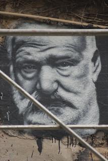 Victor Hugo, painted portrait DDC_9007