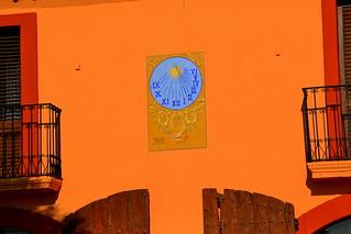 Rellotge de sol de Sol i Vi, Sant Sadurní d'Anoia.