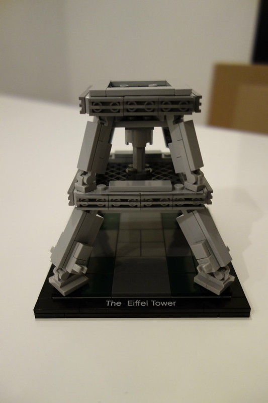 review: 21019 eiffel tower - special lego themes - eurobricks forums