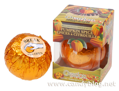 Ovation Pumpkin Spice Orange