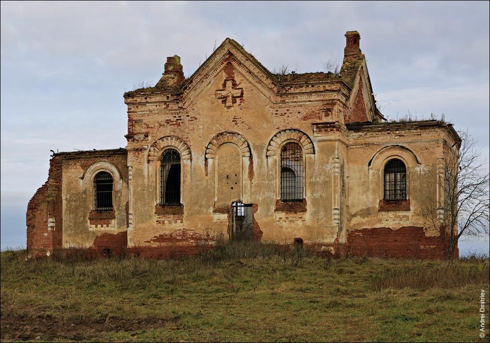 Мосор, Церковь Сретенская